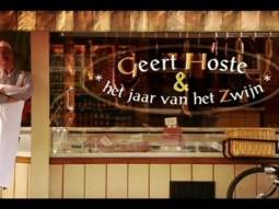 Geert Hoste en het jaar van het zwijn 01